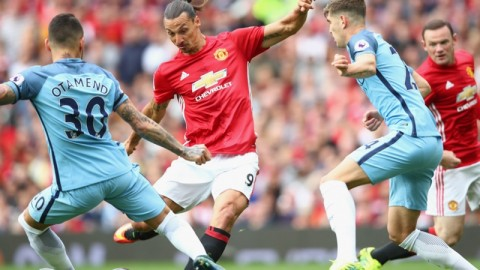 Manchester United v Manchester City Betting Tips & Preview
