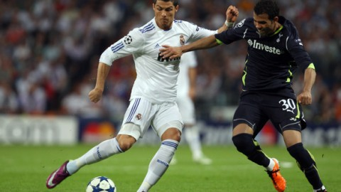 Real Madrid v Tottenham – Tuesday