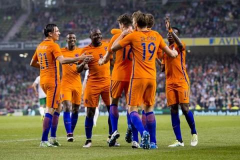 Netherlands v Sweden – Tuesday