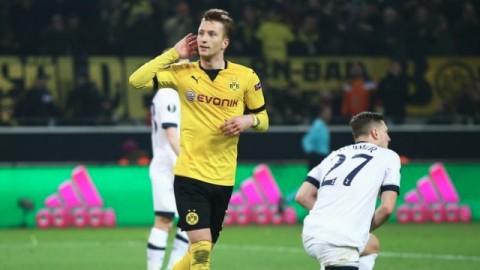 Dortmund v Spurs