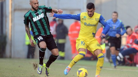 Chievo v Sassuolo – Wednesday