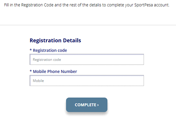 HOW TO JOIN SPORTPESA | KenyanBets