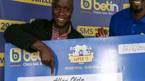Biggest wins in betting in Kenya