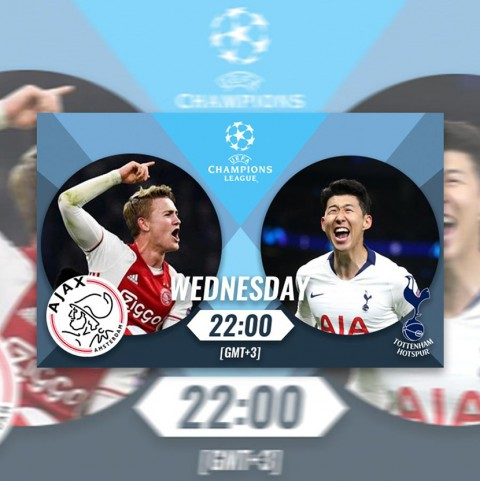 Tottenham – Ajax prediction and betting on the semi-final of the Champions League