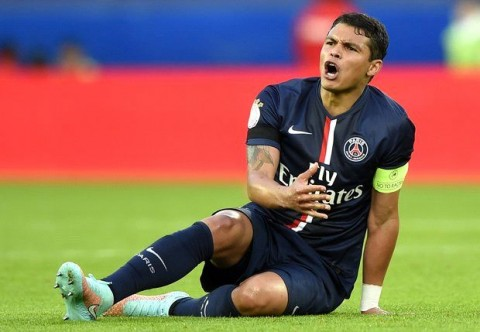 Brazil bottle-job Thiago Silva is the worst captain ever after Barcelona no-show