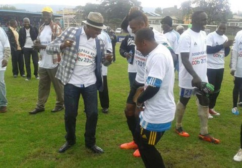 Sofapaka vow to remain in Kenyan top league