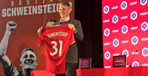 Can Fire win the World Cup, Schweini?