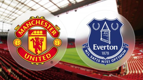 Manchester United VS Everton tonight!