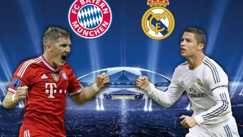 Bayern Munich v Real Madrid Betting Tips & Preview