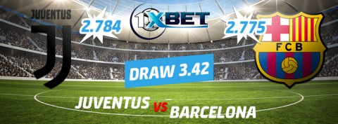 Juventus v Barcelona Betting Tips & Preview