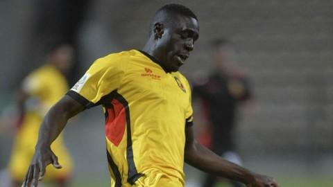 Brian Onyango Mandela scored