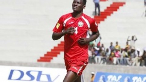 """Olunga: """"Many want to play in China right now. The money there is good"""""""