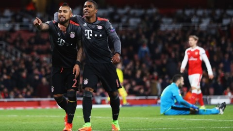 Bayern Munich v Arsenal Betting Tips & Preview