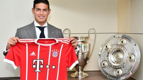 Real Madrid legend hits out at James Rodriguez after Bayern Munich transfer