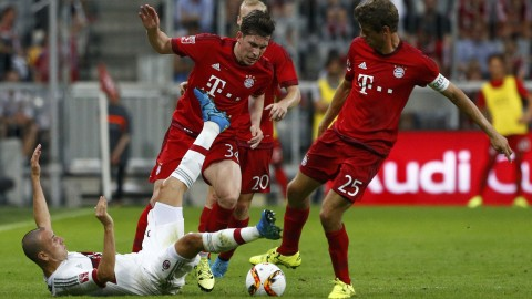 Bayern Munich v AC Milan Betting Tips & Preview