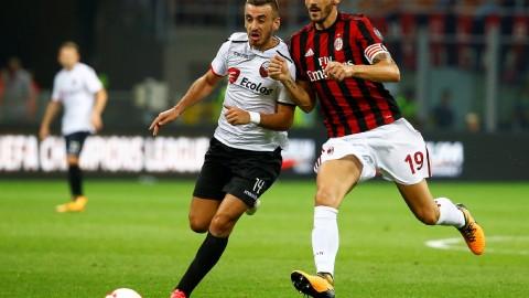 Austria Vienna v AC Milan, Thursday