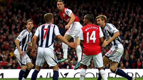 Arsenal v West Brom