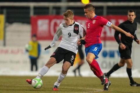 Austria v Serbia – Friday
