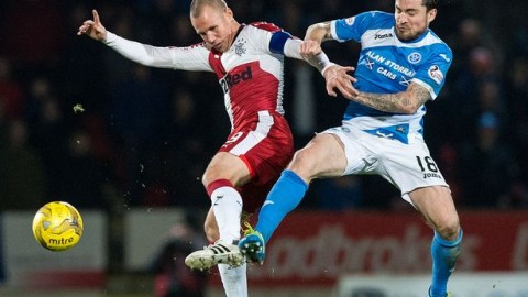 St. Johnstone v Rangers – Friday