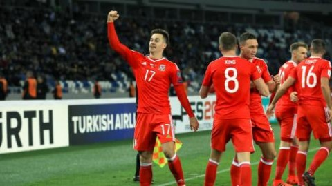 Wales v Republic of Ireland – Monday