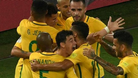 Bolivia v Brazil – Thursday