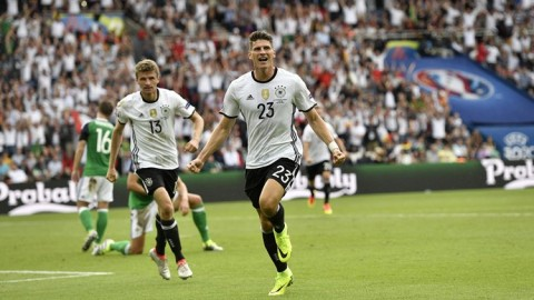 Northern Ireland v Germany – Thursday