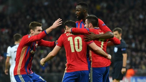 Lyon v CSKA Moscow – Thursday