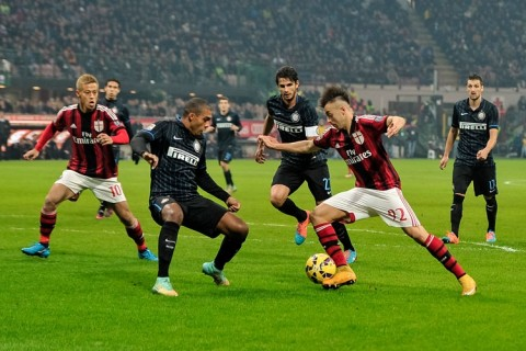 AC Milan v Inter Milan – Wednesday