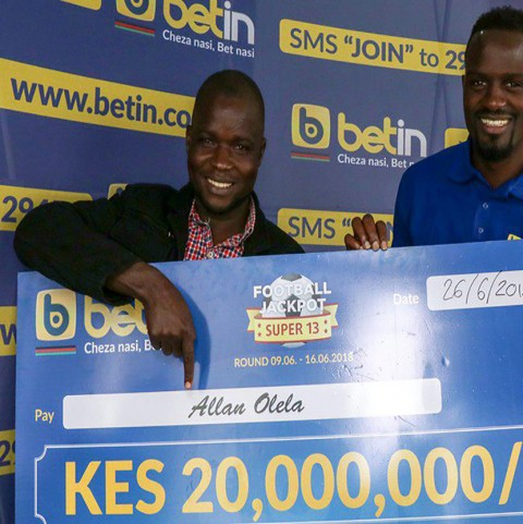 Biggest wins in betting in Kenya