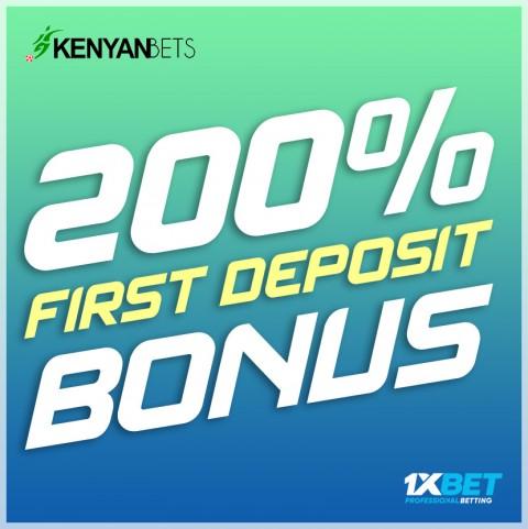The best bonuses of bookies in Kenya
