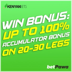 BetPawa accumulator bonus