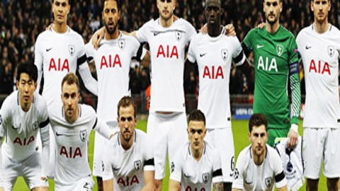 Tottenham Hotspur will play in the 1/2 Champions League and other news of the day