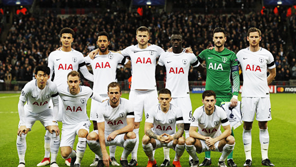 Tottenham Hotspur will play in the Champions League 1/2 final for the first time in 57 years and other news of the day.
