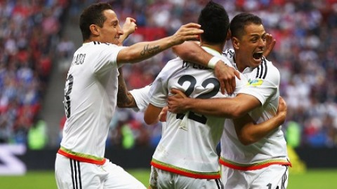 Germany v Mexico Betting Tips & Preview