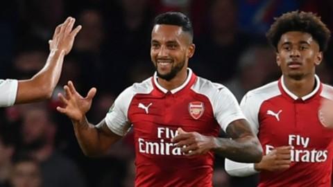 BATE v Arsenal