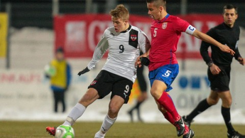 Austria v Serbia – Friday