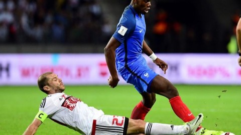 France v Belarus – Tuesday