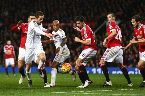 Swansea v Man Utd- Tuesday