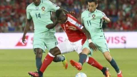 Portugal v Switzerland – Tuesday
