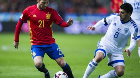 Israel v Spain – Monday