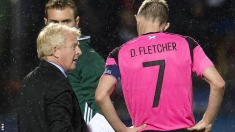 Scotland v Slovakia – Thursday