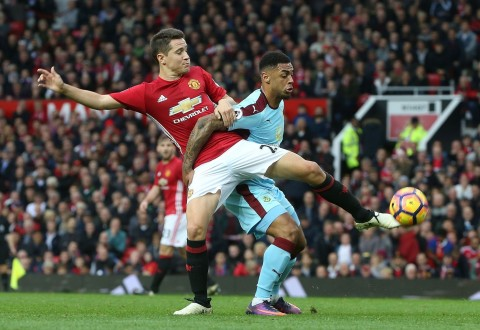 Manchester United v Burnley Preview