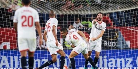 Europa League Treble
