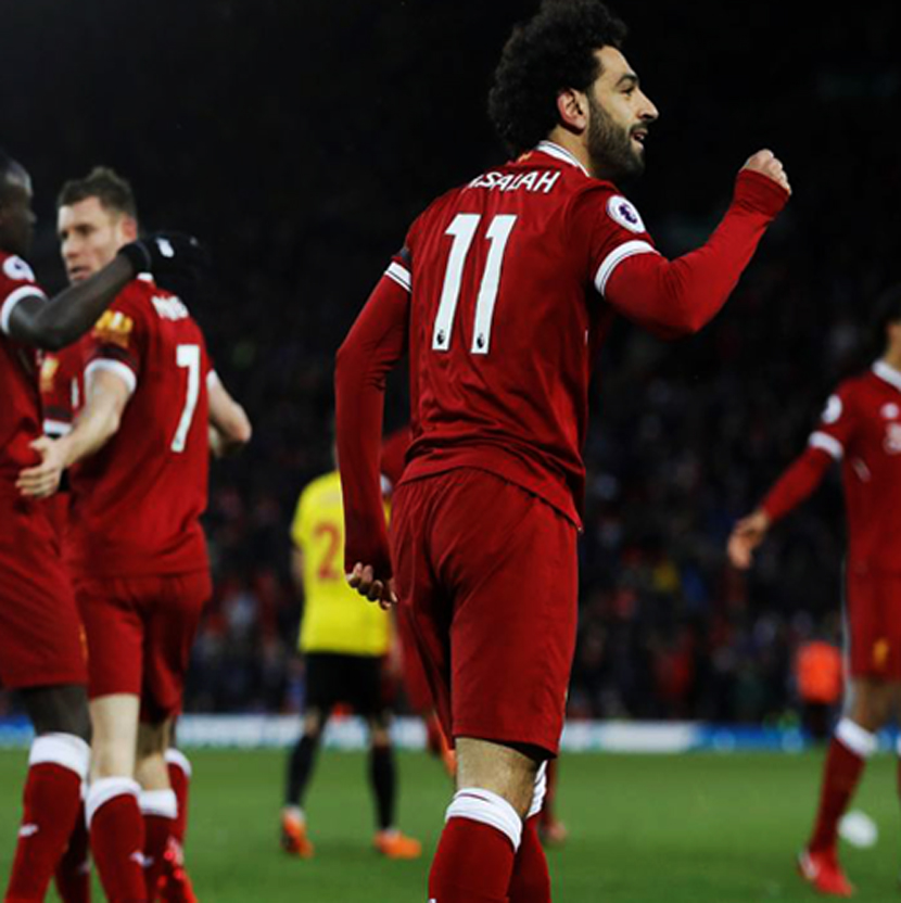 Liverpool's record in the Premier League and other news of the day