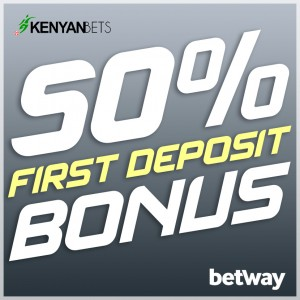 BetWay Kenya bonus offers