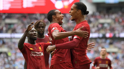 LIVERPOOL SHINES: LIVERPOOL VS NORWICH CITY