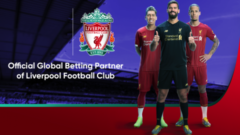 Liverpool Cracks New Deal: 1XBET PARTNERS WITH LIVERPOOL
