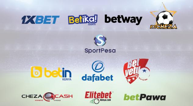 "alt=""List of Licensed betting sites in Kenya"""