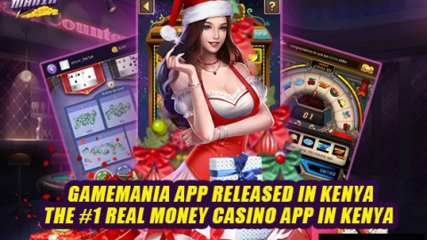GameMania CASINO Games