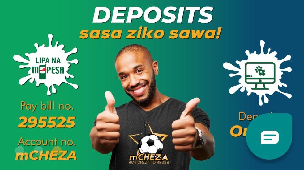 mcheza paybill